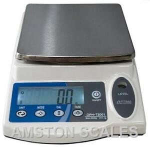 3 000 X 0 1 Gram Digital Scale Balance Lab Analytical Laboratory Top Loader Ops