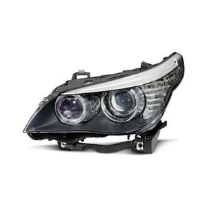 For Bmw 528i 2008 2010 Hella 009449051 Driver Side Replacement Headlight