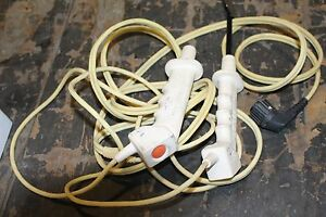 Physio control Cables Good Condition
