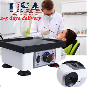 2kg Dental Lab Square Vibrator Model Oscillator Equipment 110v 220v usa Seller