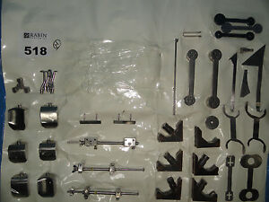 38 X Zimmer Spinal External Fix Depuy Lcs Knee Orthopedic Instruments 2915