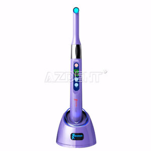 Woodpecker Iled Dental 360 Head Curing Light 1second Curing Lamp 2300mw cm2
