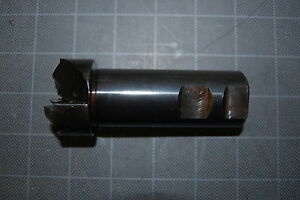 Valenite Indexable Chamfer End Mill 1 5 M1022565 1 72517 07