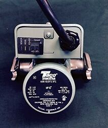 Taco 008 iqsf6 ifc Smartplus Hot Water Recirculation Pump With Ifc