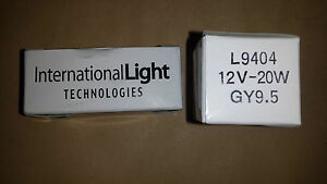 L9404 International Light Technologies L9404 tracked Shipping