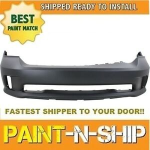 Fits 2013 2014 2015 2016 2017 Dodge Ram 1500 W fog W o Snsr Front Bumper Painted