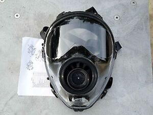 Sge 150 Gas Mask respirator Nbc Impact Protection Brand New Made In 10 2018