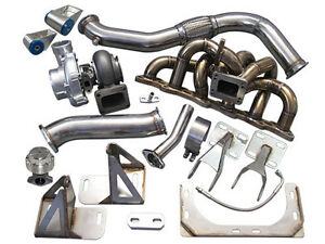 240sx S13 S14 Rb20 Rb25 Manifold Turbo Engine Trans Mount Swap Kit T70 500hp