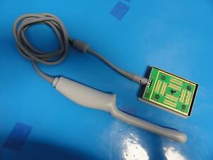 Sonosite Ict 7 4 Mhz Convex Array Probe For Sonosite Elite 180 Plus 10363