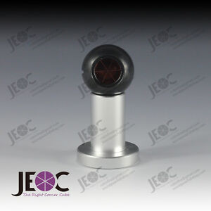Spherical Prism Set Leica Total Staion Prism Reflector With Magnetic Pedestal