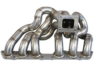 Cxracing T4 Turbo Manifold For 98 05 Lexus Is300 2jz Ge Na T Keeps Abs Unit