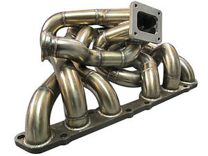 Turbo Manifold For Lexus Sc300 2jzge 2jz Ge 11 Gauge New Design Equal Length