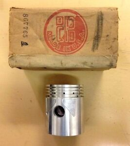 New In Box 1936 Dodge Truck Piston One Only 867765