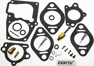 Carburetor Kit Fits Hyster Fork Lift Continental Engine F163 56749a 12026 Zc22