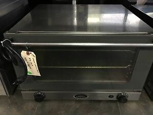 Cadco Unox Ov 350 Countertop Commercial Electric Convection Oven