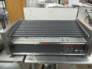 New Star Hot Dog Roller Grill With 11 Teflon Coated Rollers