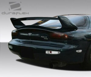 Duraflex M Speed Wing Trunk Lid Spoiler 1 Piece For Rx 7 Mazda 93 97 Ed109