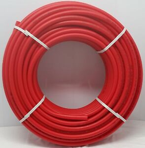 Certified Non Barrier 3 4 1000 Coil Red Pex Tubing Htg plbg potable Water