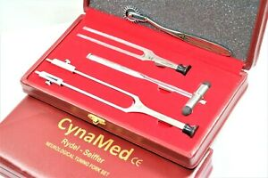 New Professional Rydel Seiffer Tuning Fork Set Medical Diagnostic Instruments