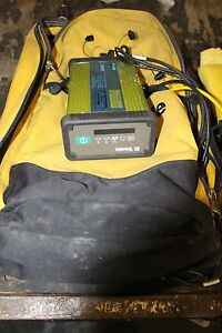 Trimble Gps Internal Radio Model 4700 Pn 35846 12 With Back Pack