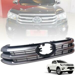 Oem Front Chrome Abs Grille Grill 2015 Toyota Hilux Sr5 Ab Pickup Sr5 M70 M80