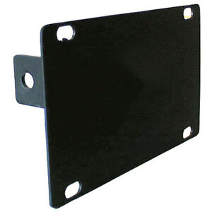 5443 Draw tite Front Mounted Receiver Accessory License Plate Holder