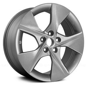Aly69605u35n Toyota Camry 18 All Painted Medium Charcoal Factory Alloy Wheel