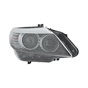 For Bmw Z4 2009 2014 Hella 009934461 Passenger Side Replacement Headlight