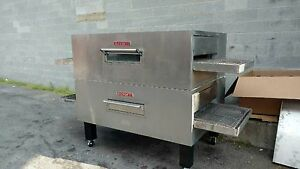 Blodgett Mg 3270 Gas Double Stack High Production Pizza Oven