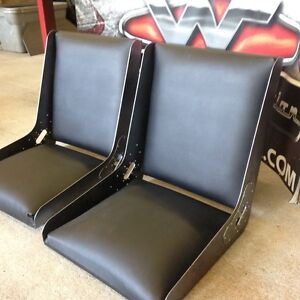 Diy Bomber Seats Frames Only Minitruck Rat Rod Hotrod Custom Vintage Retro