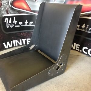 Diy Bomber Seat Frames Only One Pair Bench Seat Rat Hot Rod Custom Vintage