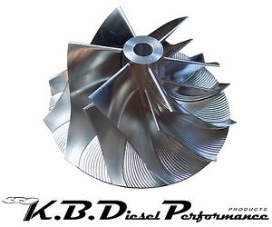 Turbo Extended Tip Billet Compressor Wheel Chevy Gmc 6 6l Duramax Lb7 60mm
