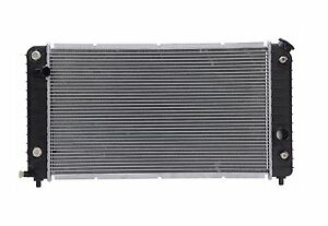 Radiator 1533 Fit 1994 1995 Chevy S10 Pickup Gmc Sonoma 4 3 V6 Only