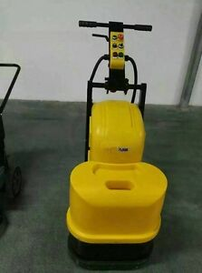 20 Concrete Polishing Grinder Floor Prep Machine 5 5hp Diamond