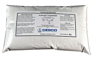 Sodium Bicarbonate 25 Lb Bulk Package 100 Pure