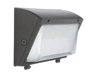 New Led Wall Pack Outdoor Industry Standard Forward Throw Replaces 150w 450w Mh