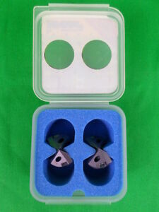 Lot Of 2 Iscar Idp 0783 Ic908 Cham Drill Carbide Inserts