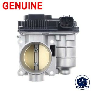 Genuine Oem Throttle Body 16119au003 For Nissan Sentra 1 8l Etb0003 Sera57601