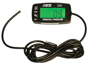 Electronic Specialties Small Engine Tach Hour Meter 329