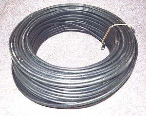 Capex Cable Wire 250 12 2 Nm Romex Cable With Ground Black Cu Nos New Old Stock