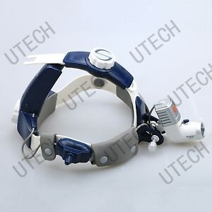 New 5w Led Surgical Head Light All in ones Medical Lamp Kd 202a 7 2013 Fda Ce