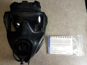 Avon Fm53 Cbrn nbc Gas Mask Chemical biological radiological nuclear Brand New