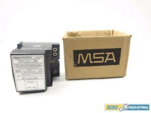 New Msa 486362 Battery Module Permissible Power Assisted Respirator