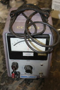 Hp 413a Dc Null Voltmeter