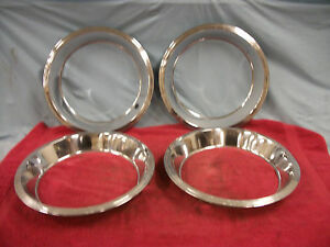 1967 Corvette Trim Rings Used