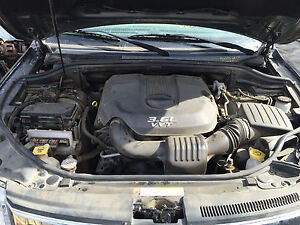 2013 Jeep Grand Cherokee 3 6l Motor Engine V6 28k Orignal Miles Oem Used