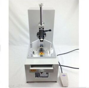 Automatic 220v Corner Rounder Machine Notebook Logo Business Card R cutting