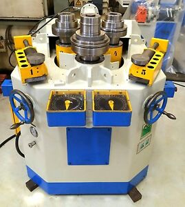 Roundo R3s R 3 s Angle Roll Section Bending Machine