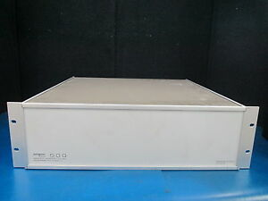 Pts 500 Frequency Synthesizer 500rjn1yx 78 x 54 x 13 x 93 W Instruction Manual