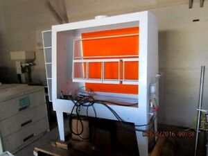 Polyprophelene Wet Bench Wash Station Ref oc880